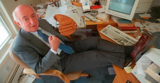 Roger Kahn, Legendary 'The Boys of Summer' Author, Dies at 92