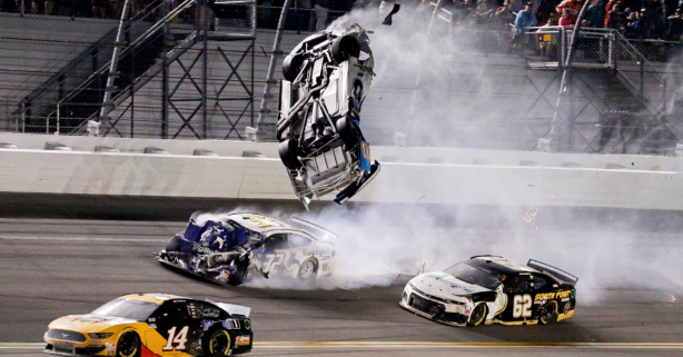 Ryan Newman Hospitalized After Scary Crash at Daytona 500