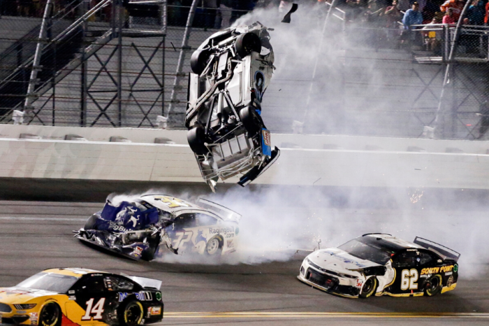 Ryan Newman Hospitalized After Scary Crash at Daytona 500