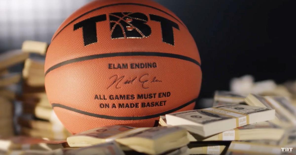 The Basketball Tournament TBT