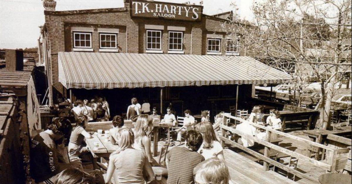 TK Harty's Saloon, Georgia