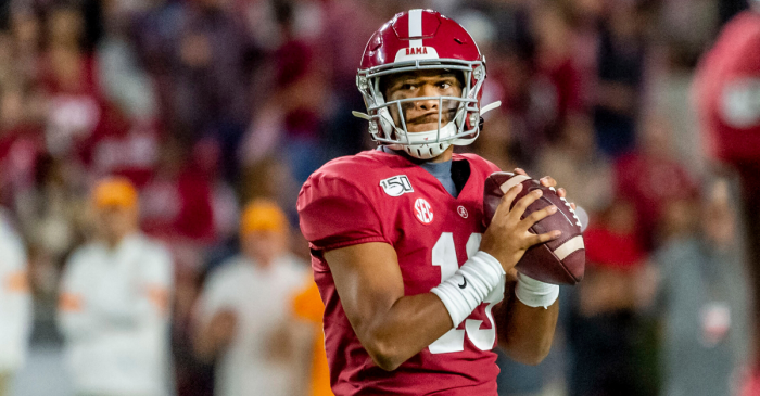 Tua Tagovailoa's Preferred NFL Team? The Dallas Cowboys