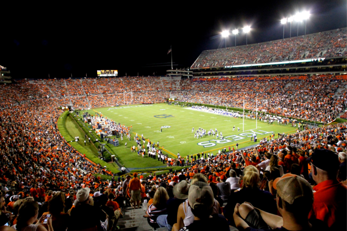 Auburn's New $91 Million Football Complex Sounds Incredible