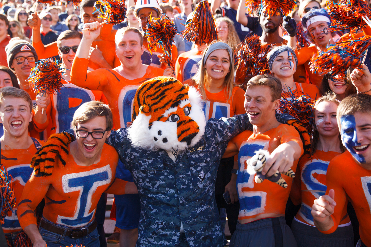 """The """"Auburn Creed"""" is a Motto Every Tiger Lives By"""
