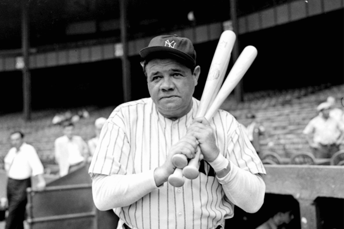 Babe Ruth Put Cabbage Under His Baseball Hat, But Why?