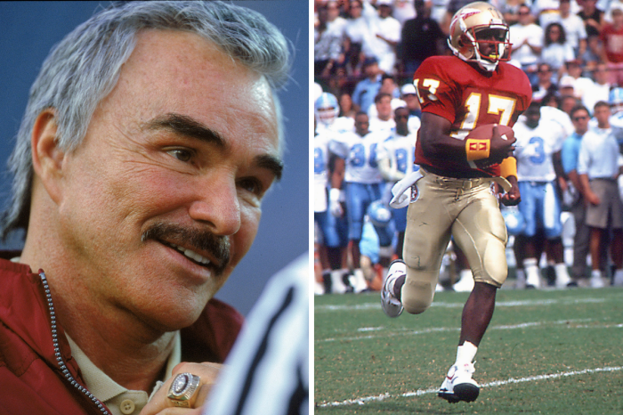 Burt Reynolds Did More Than Play for FSU. He Changed the Uniforms.