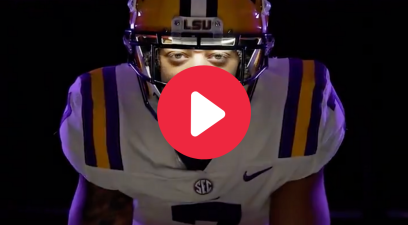 Derek Stingley Jr. to Continue LSU's No. 7 Tradition