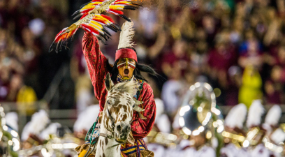 Why Florida State Can Keep Using Chief Osceola & Renegade as Symbols