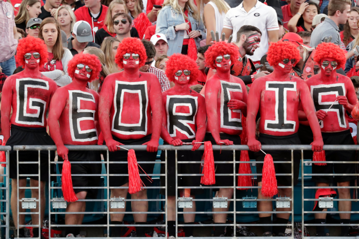Why Are Georgia's Colors Red and Black?