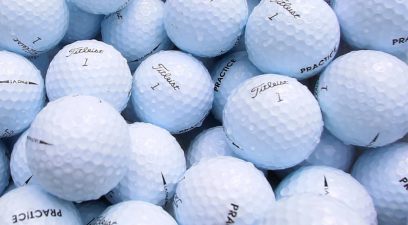 How Many Dimples Are on a Golf Ball?