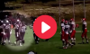 HS Player Shoves Kicks Off Team