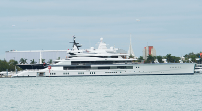 Jerry Jones' $250 Million Yacht is Longer Than a Football Field
