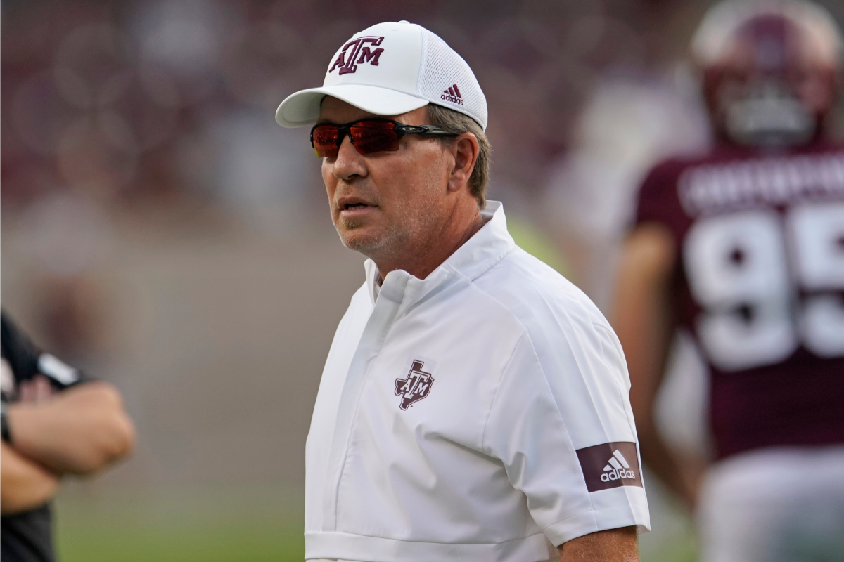 Where Did Jimbo Fisher's Nickname Come From?