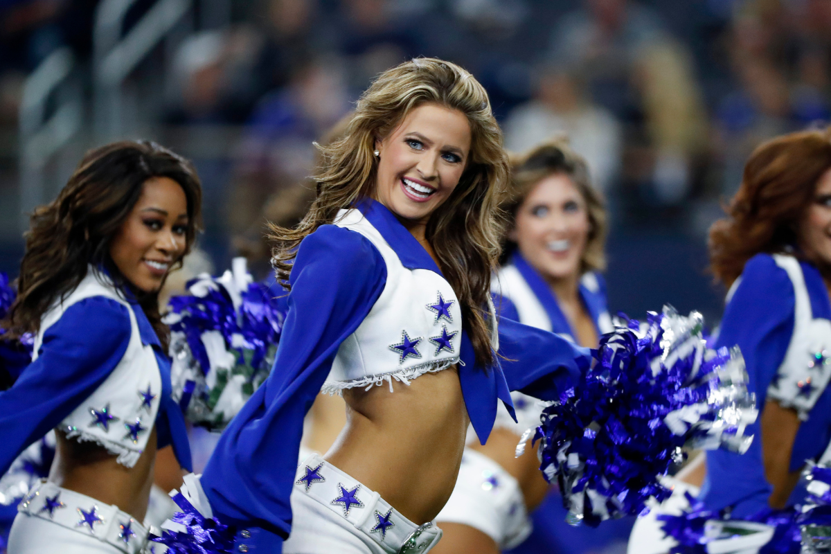 How Much Money Do NFL Cheerleaders Actually Make?