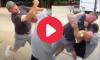 Softball Dads Fight