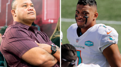 Tua Tagovailoa's Parents Showed Tough Love to Mold a Superstar