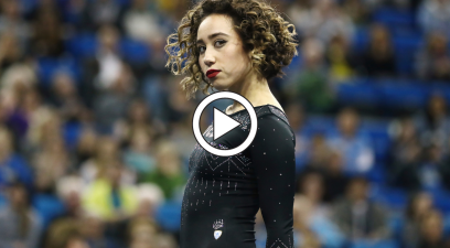 Relive UCLA Gymnast's Perfect 10 That Broke the Internet