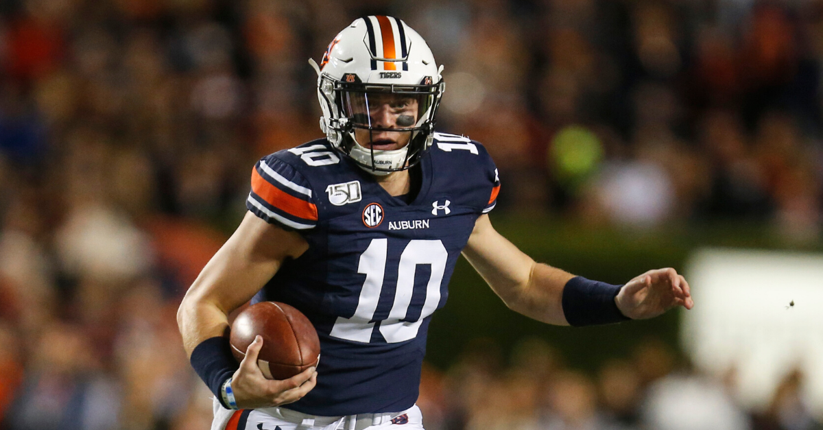 Auburn Football Schedule 2020 S Path To Sec Championship Game Fanbuzz