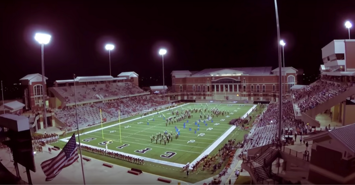 Check Out Texas' $80 Million High School Football Complex