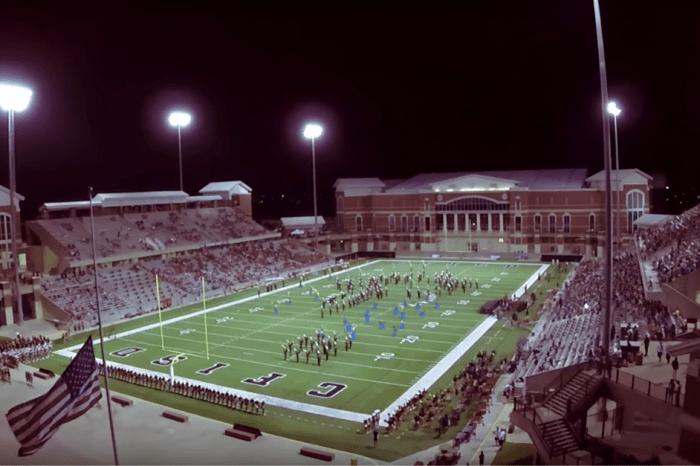 Check Out Texas' $80 Million High School Football Complex