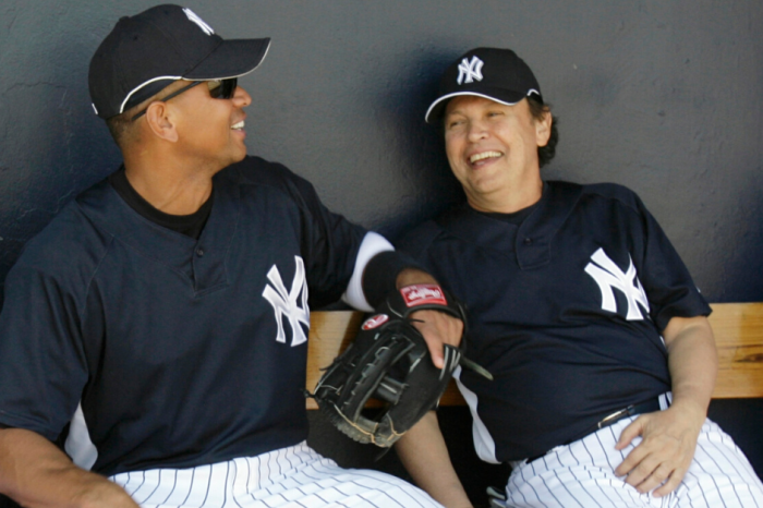 Billy Crystal's Yankees Spring Training At-Bat Was Pure Gold