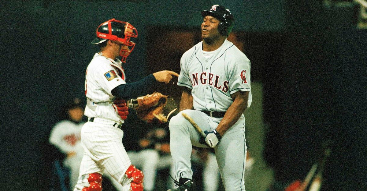 Bo Jackson Snapping Bats Like Toothpicks Will Always Be Incredible