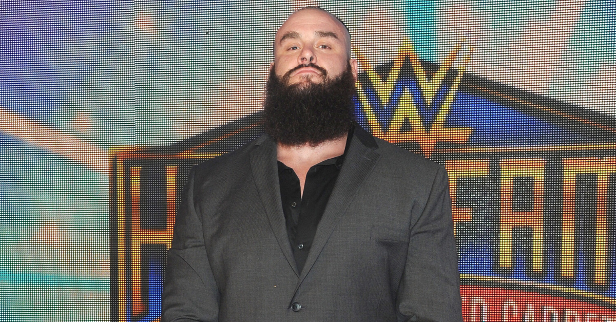"Braun Strowman's Height Makes ""The Monster"" Nearly Unstoppable"