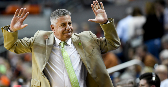 Auburn's Bruce Pearl Was Snubbed (Again) for SEC Coach of the Year