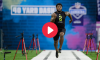 Cam Akers Combine