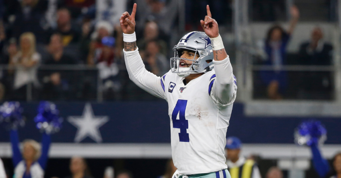 Cowboys Give Dak Prescott $33 Million Franchise Tag
