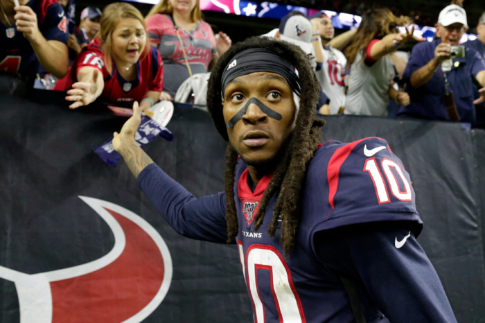 DeAndre Hopkins Traded from Houston Texans to Arizona Cardinals