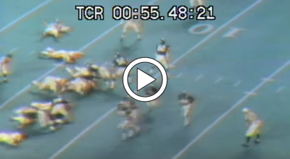 """The Gator Flop"": The Bizarre Play That Ignited a Rivalry"