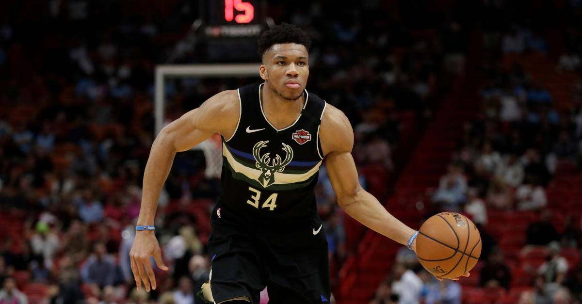 Giannis Antetokounmpo Net Worth