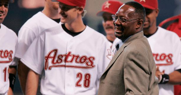Former Astros Star Jimmy 'The Toy Cannon' Wynn Dead at 78
