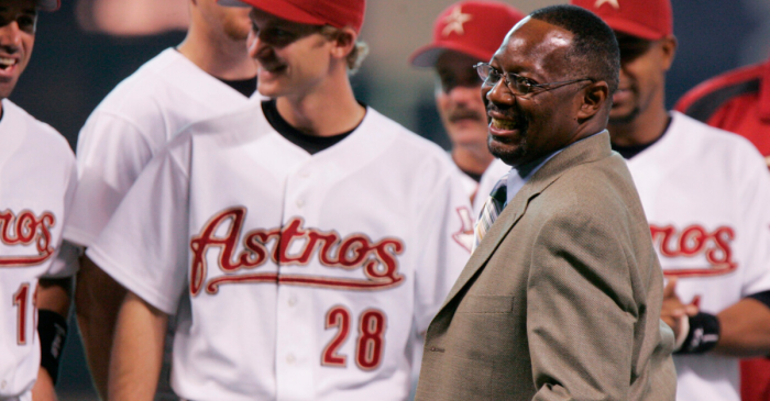 Former Astros Star Jimmy 'The Toy Cannon' Wynn Dead at 78