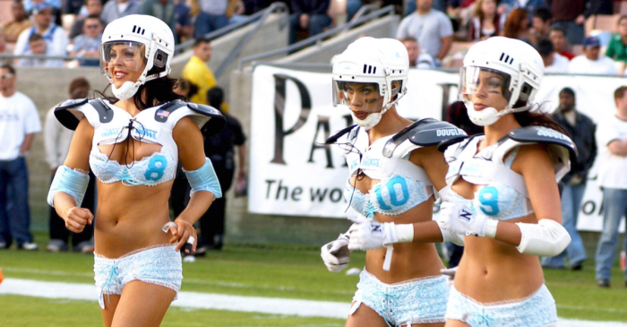 Lingerie Football Is Back, Announces Return to Action in 2021
