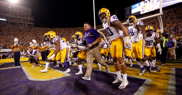 LSU's 2020 Schedule Sets Tigers Up for Another Title Run