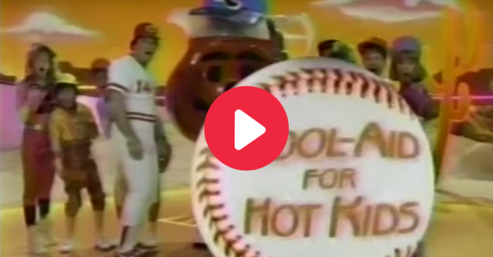 Pete Rose's 'Kool-Aid' Commercial is a 1980s Treasure
