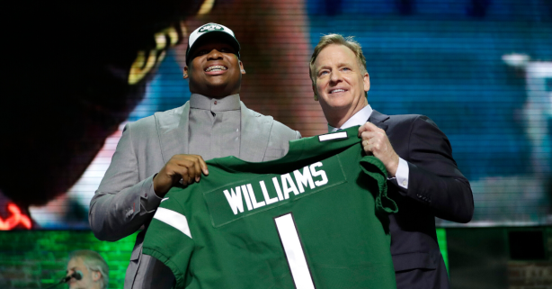 Jets' Quinnen Williams Arrested at LaGuardia Airport