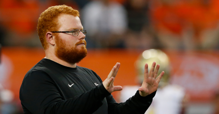 What Happened to Red Lightning, Football's Greatest Ball Boy?