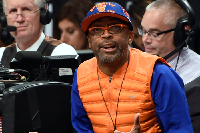 Spike Lee, Longtime Knicks Superfan, Confronted by MSG Security