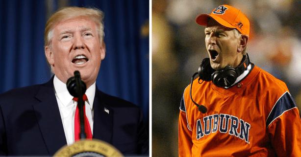 "Trump Endorses ""Coach Tommy Tuberville"" in Alabama Senate Race"