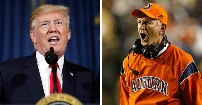 "Trump Endorses ""Coach Tommy Tuberville"" in Alabama Senate Race"