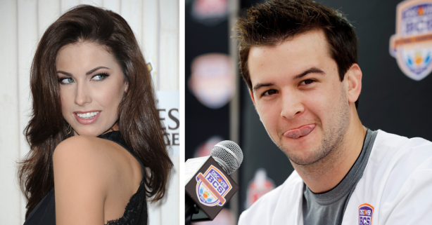 Katherine Webb Stole America's Heart at 2013 Title Game
