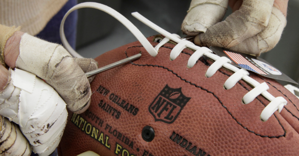 What Are Footballs Made Of? Hint: It's Not Pigskin