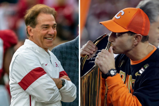 The 5 Active College Football Coaches With National Titles