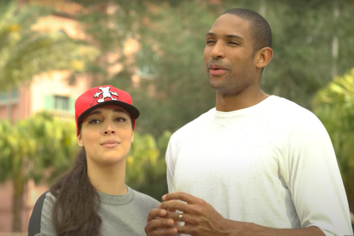 "Al Horford Married The Tallest ""Miss Universe"" of All Time"
