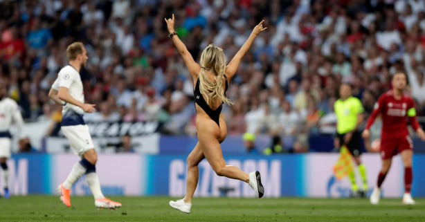 Streaker's 15 Seconds of Fame Made Her an Instant Millionaire