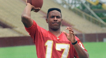 What If FSU's Charlie Ward Picked the NFL Over NBA?