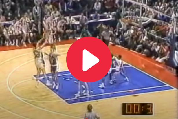 """Christian Laettner's """"The Shot"""" Lives On in March Madness Lore"""